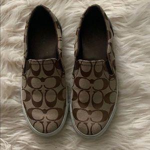 Coach C Slip on sneakers